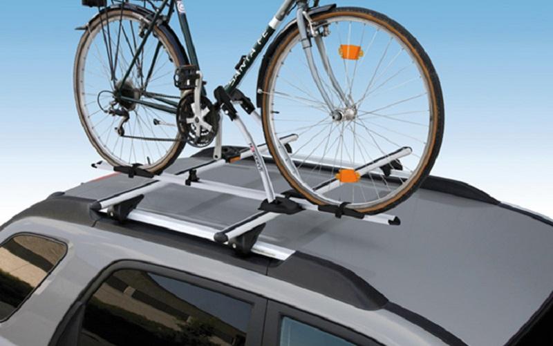 Krovni nosači za auto za prijevoz bicikla
